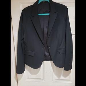 Express one button blazer (size 14)